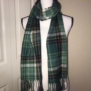 NWT old navy plaid scarf